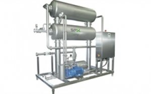 Cold water deaeration - Derox